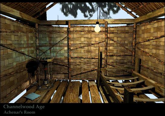 Myst Mechanical Age Achenar S Room